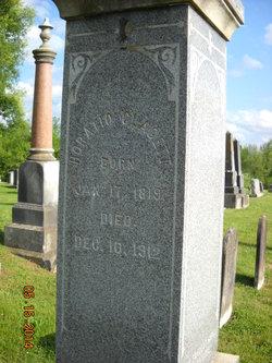 Horatio Clagett, Jr