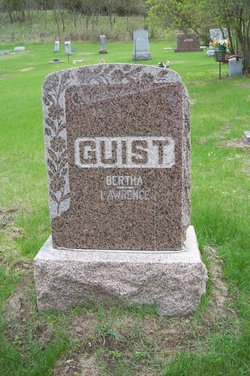 Bertha J Guist
