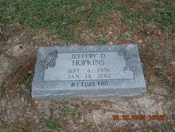 Jeffrey Dale Jeff Hopkins