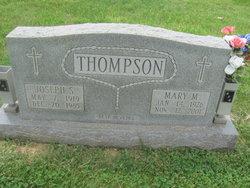 Mary Myrtle <i>Dant</i> Thompson