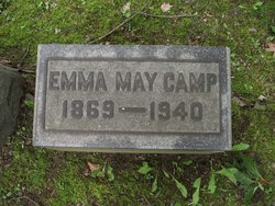 Emma May <i>Wolfe</i> Camp
