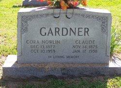 Claude Gerald Gardner