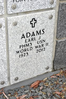 Earl Scotty Adams