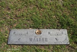 Clara Asalee <i>McCall</i> Walker