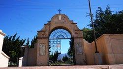 San Gabriel Mission Cemetery