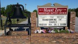 Mount Zero Missionary Baptist Church Cemetery