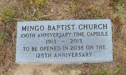Mingo Baptist Church Cemetery