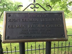 Zion German Lutheran and German Reform Church