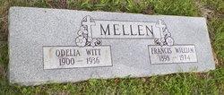 Odelia Margaret <i>Witt</i> Mellen