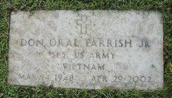 Don Oral Parrish, Jr