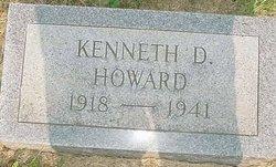 Kenneth D Howard