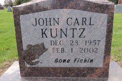 John Carl Kuntz