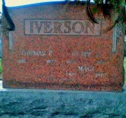 Clara Cordelia <i>Wilson</i> Iverson