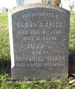 Elizabeth J <i>Gregg</i> Dickey