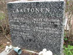Eero Antero Aaltonen