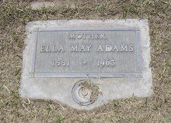 Ella May Adams