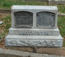 Julia F <i>Hower</i> Brotherton