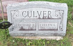 Evelyn <i>Knappenberger</i> Culver