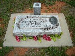 Billy Frank Billy Paul Hughes