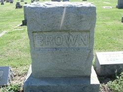 Agnes Brown <i>Watson</i> Allen