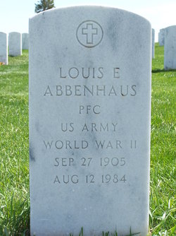 Louis Edward Abbenhaus