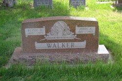 Bessie H. <i>Owens</i> Walker