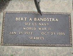 Bert Andrew Bandstra