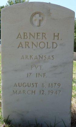 Abner H Arnold