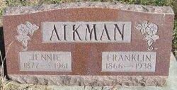 Jennie Grace <i>Andre</i> Aikman