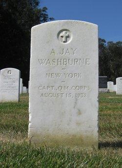 A Jay Washburne