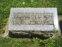 Elizabeth <i>Mathias</i> Beach