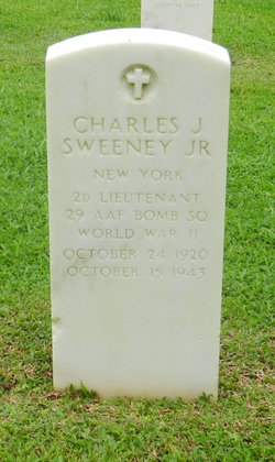Lieut Charles J. Sweeney, Jr