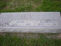 Kathryn E. <i>Niggemeyer</i> Adams