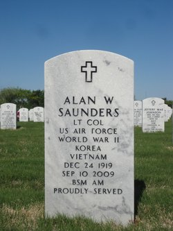 Alan Winfield Saunders