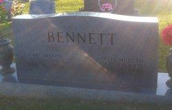 Celia <i>Morgan</i> Bennett
