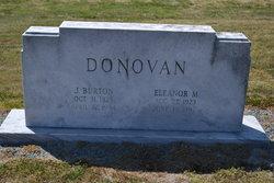 J. Burton Donovan
