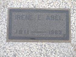 Irene Edna <i>Conger</i> Abel