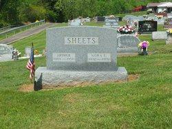 Nora E. <i>Haskins</i> Sheets