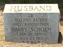 Harry Schoen