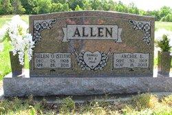 Helen Odessa <i>Stith</i> Allen