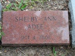 Shelby Ann Adee