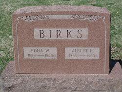 Albert F. Birks