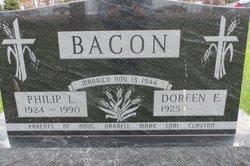 Doreen E <i>Osness</i> Bacon