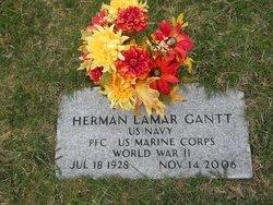 Herman Lamar Buddy Gantt