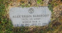 Alex Erdin Barefoot