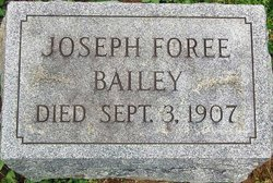 Joseph Foree Bailey