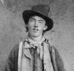 William Billy The Kid Bonney