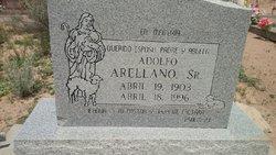 Adolfo Arellano, Sr