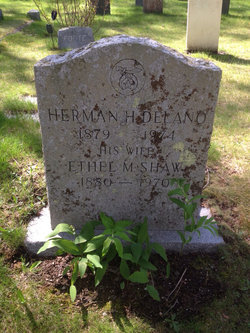 Ethel Maria <i>Shaw</i> Delano