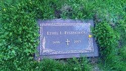 Ethel Laura <i>Sayer</i> Fitzpatrick